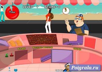 Картинка к игре Продавец курочки