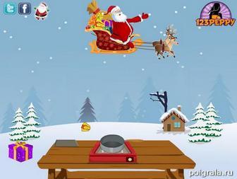 Картинка к игре Рождественские сухарики