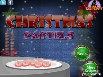 Рождественское печенье картинка 1