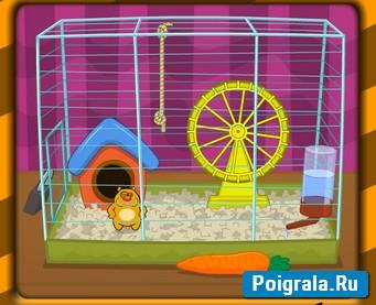 Картинка к игре Побег хомяка