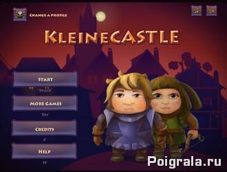 Игра Приключения в замке