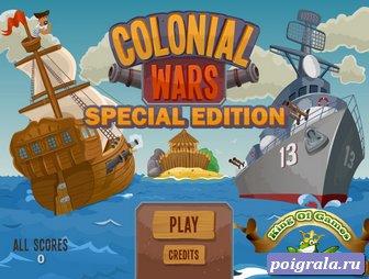 Игра Колониальные войны