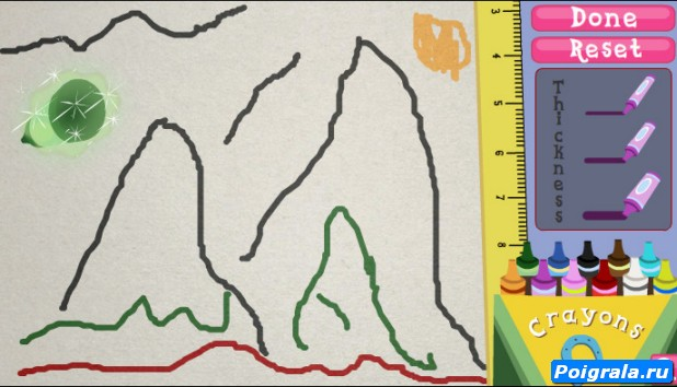 Картинка к игре Нарисуй своего пони