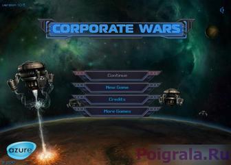 Игра Corporate wars