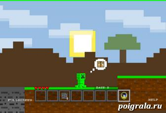 Картинка к игре Криперкрафт