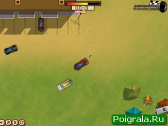 Картинка к игре Парковка машины в лагере