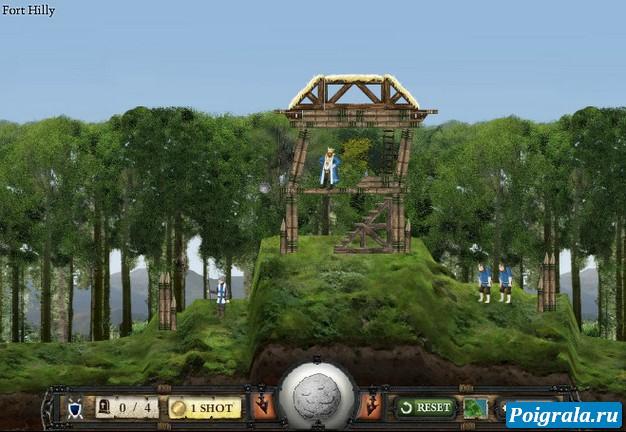Картинка к игре Crush the castle 2