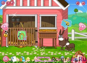 Картинка к игре Клиника для лошадей