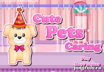Cute pets картинка 1