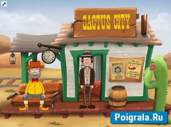 Картинка к игре Приключения Дакоты 2
