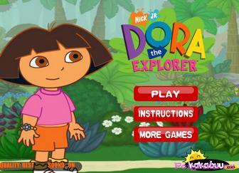 Игра Приключение Даши путешественницы и башмачка