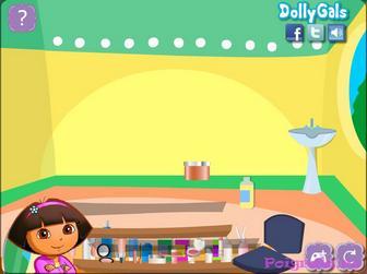 Картинка к игре Даша декор спа салона