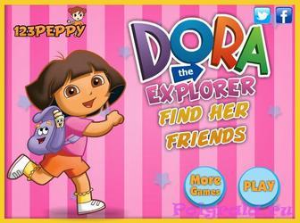 Даша следопыт: найти ее друзей картинка 1