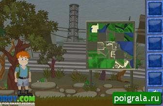 Картинка к игре День в чернобыле