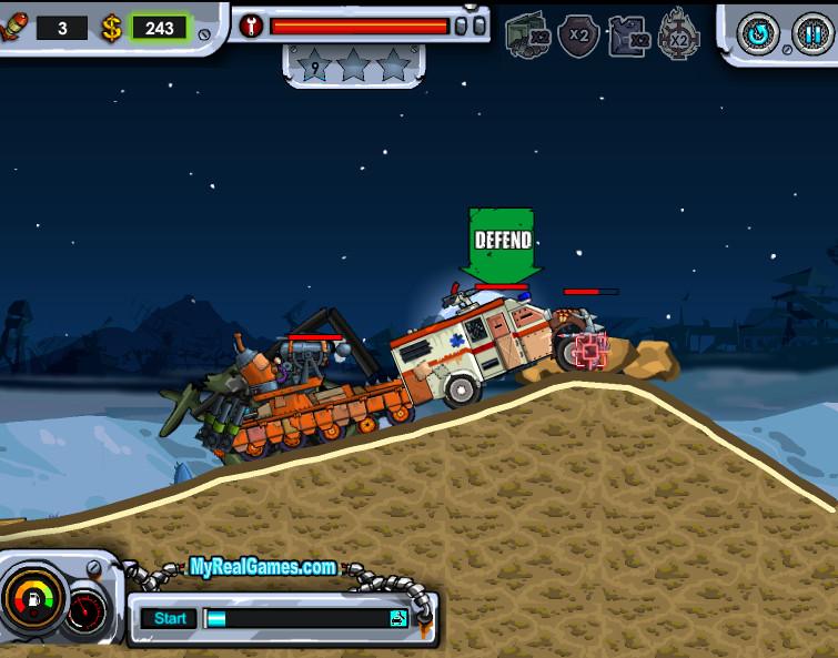 Картинка к игре Мертвый рай 3