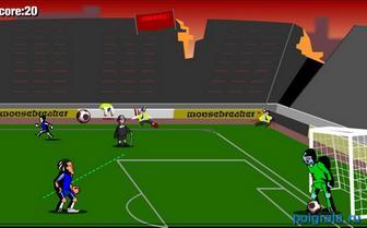 Картинка к игре Смертельное пенальти