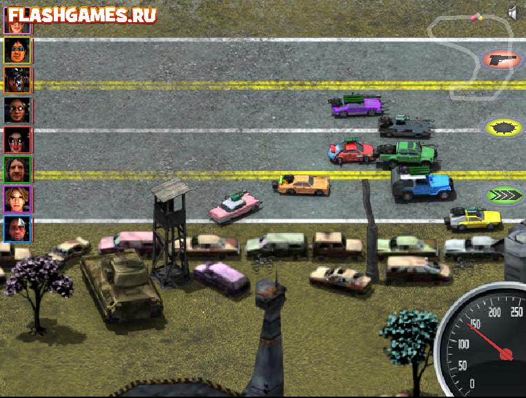 Картинка к игре Смертельные гонки 2