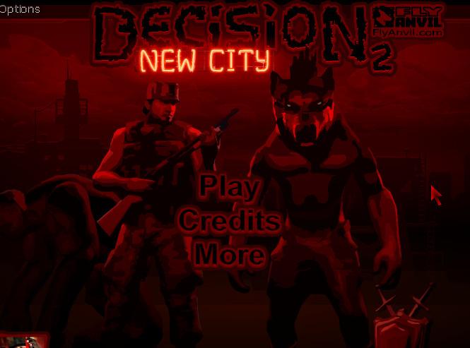 Игра Решение 2 новый город