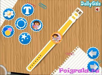 Картинка к игре Часы Даши