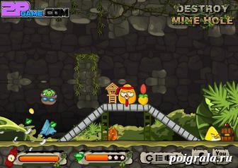 Картинка к игре Destroy mine hole