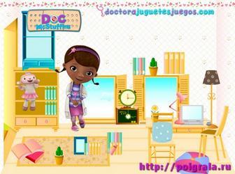 Картинка к игре Дотти Плюшева, дизайн комнаты