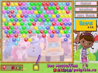 Картинка к игре Стреляем шариками