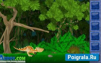 Картинка к игре Динозавр Дональд 2