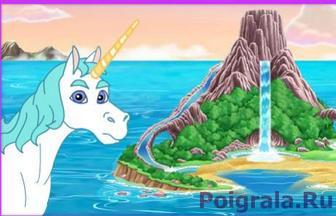 Картинка к игре Даша и атлантида