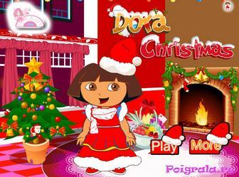 Даша путешественница и Рождество картинка 1