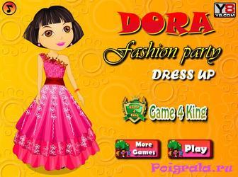 Одевалка Даши картинка 1