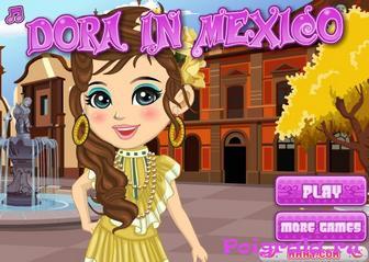 Игра Даша в Мексике