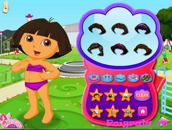 Картинка к игре Даша в детском саду