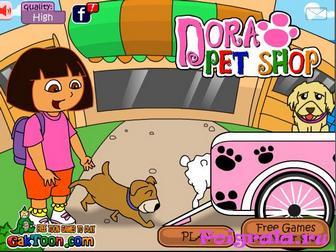Даша везет собаку картинка 1