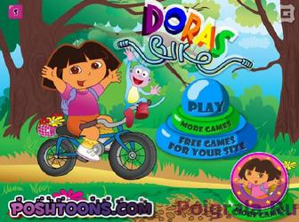 Игра Велосипед Даши