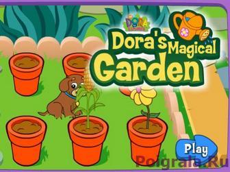 Волшебный сад Даши картинка 1