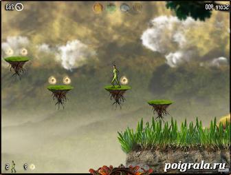 Картинка к игре Приключения человечка