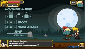 Картинка к игре Дробовик против зомби