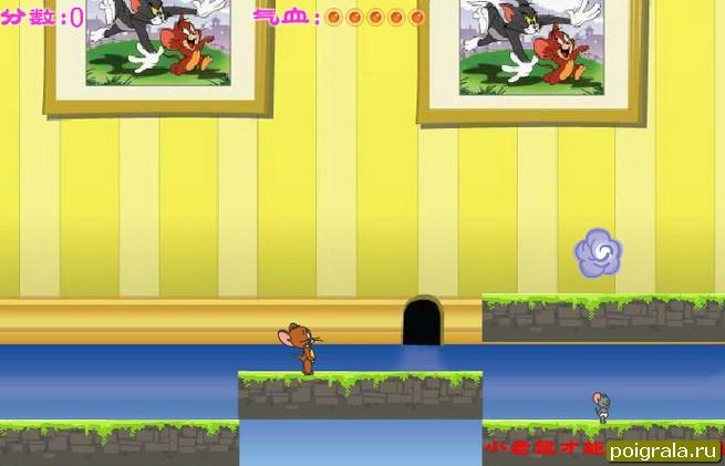 Картинка к игре Джерри и Таффи