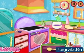 Картинка к игре Готовим мороженое сами