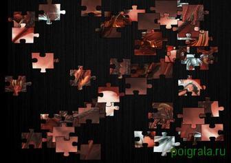 Картинка к игре Единорог и дракон пазл