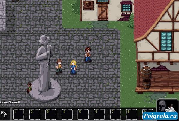 Картинка к игре Зачарованная пещера 2