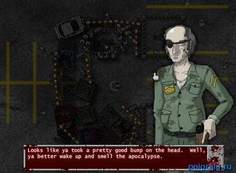 Картинка к игре Стрелялка против зомби
