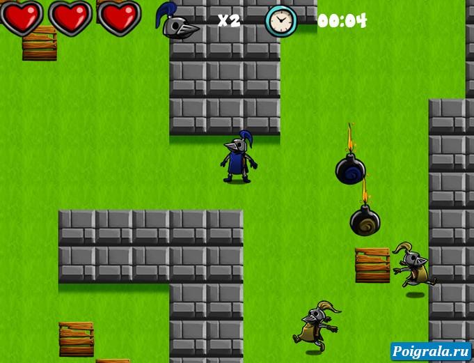 Картинка к игре Сказочные рыцари
