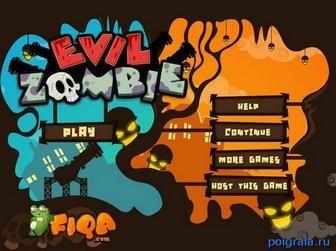 Evil Zombie картинка 1