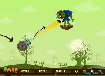 Картинка к игре Evil Zombie