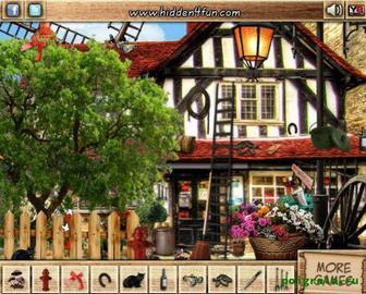 Картинка к игре Поиск в городке Ланы