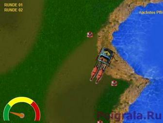 Картинка к игре Гонки на колесницах
