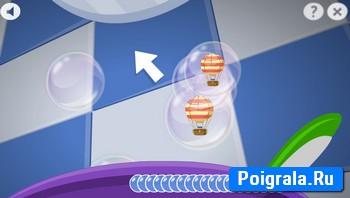 Картинка к игре Фиксики: мыльные пузыри