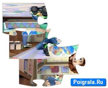 Картинка к игре Фиксики пазл для детей
