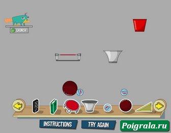 Игра Перри: цепная реакция
